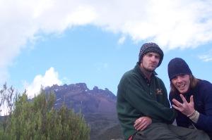 Dominating Kilimanjaro - day 2
