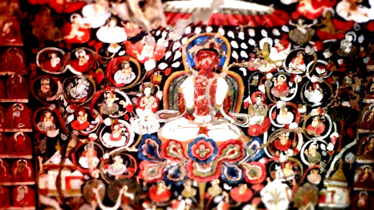 A THOUSAND LOTUSES | A Buddha of boundless compassion in a cave outside of Saspol | Ladakh