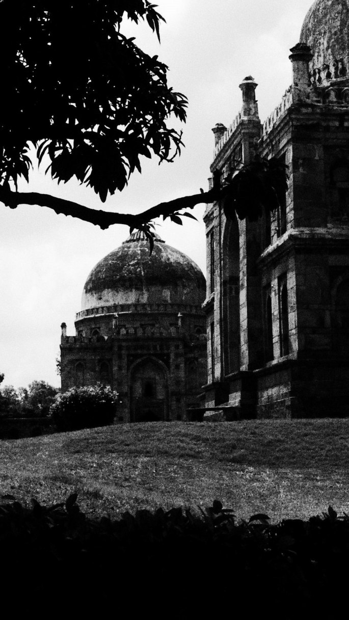 MOGHUL MAJESTIC | 16th century Moghul palace in Lodi Gardens | New Delhi